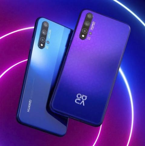 """Foto celulares Huawei. Campaña """"El Camino de un Gigante"""""""