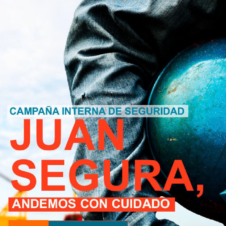 """Foto de campaña """"Juan Segura, andemos con cuidado"""" - DLP"""