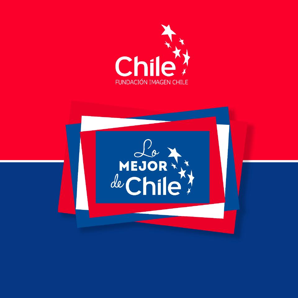 Logo campaña Lo mejor de Chile