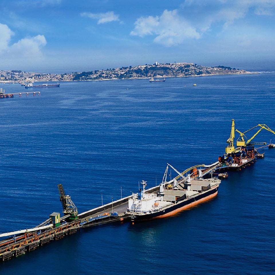 Foto del Puerto Ventanas